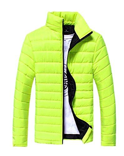 [해외]qi 남자의 경량 기포 가을 코트/Haqi Men`s Lightweight Bubble Jackets Fall Coat