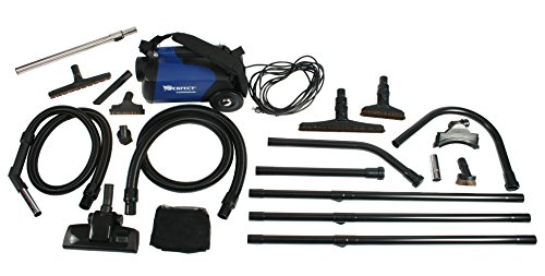Cen-Tec Systems 93279 Canister Vacuum and Home High Reach Kit, 25 Ft
