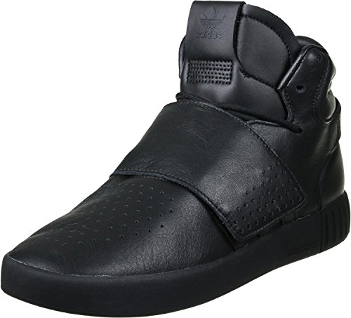 Black Neguti Tubular Strap adidas Negbas Top 6 Black 5 Invader Trainers Negbas UK Men Neguti Hi 0w5Z1q