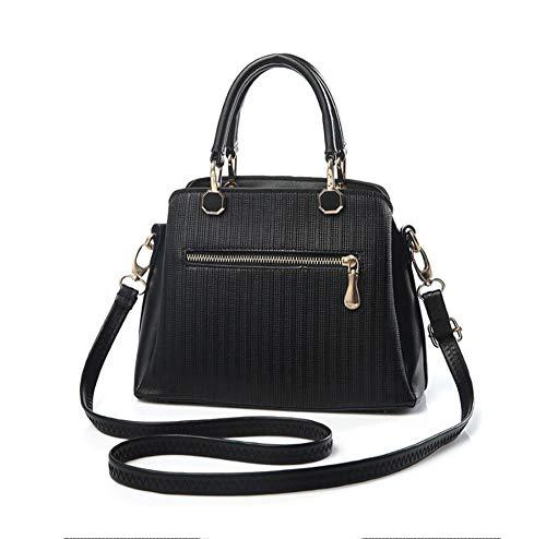 Hongge Bag Pu Woman Handbag A Fashion 1r4q18R