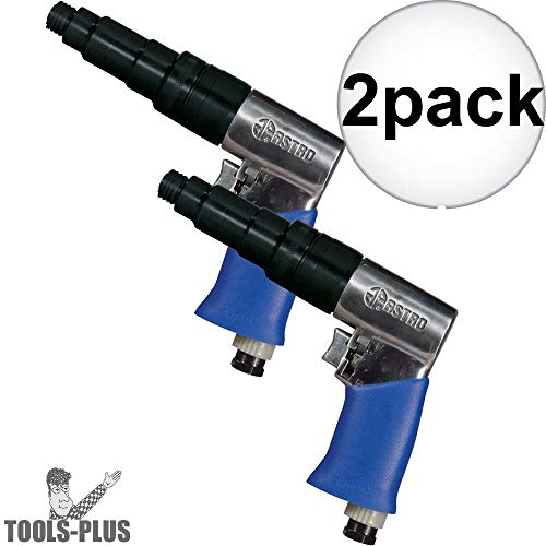 (Astro Pneumatic 810T Reversible Pneumatic Air Screwdriver 2-Pack)