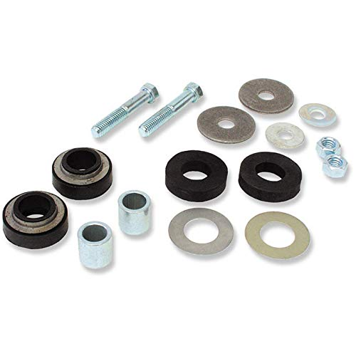 Eckler's Premier Quality Products 50204153 Chevelle Radiator Core Support To Body - Support Core Chevelle Radiator