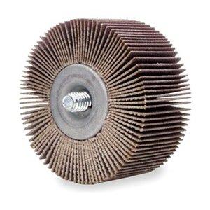 UPC 094700801678, Flap Wheel, AO, 3x1x1/4-20 Shank, 60G