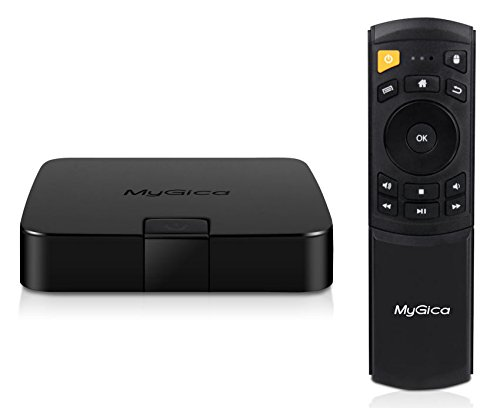 Mygica ATV 495 PRO Quad Core Android TV Box and Streaming...