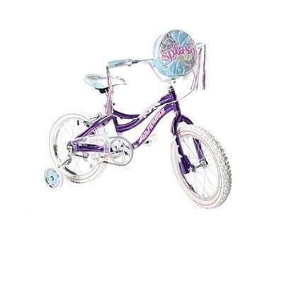 Girls 16 Inch Avigo Splash Bike by Toys R Us: Amazon.es: Juguetes y juegos