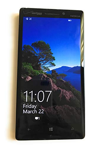 (Nokia Lumia ICON 929 32GB Verizon Wireless Quad-Core Smartphone w/ 20MP Camera - Black)