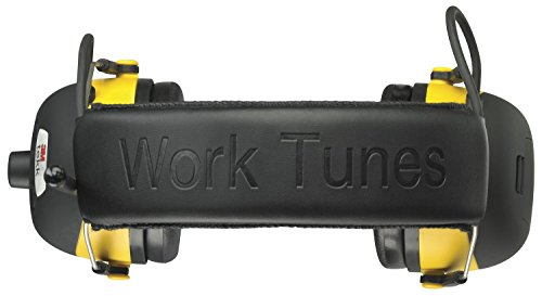3M WorkTunes Wireless Hearing Protector With Bluetooth