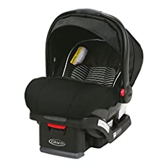 "CLICK. That's the sound of a secure install. The SnugRide SnugLock 35 XT Infant Car Seat has a hassle-free installation using either vehicle seat belt or LATCH and helps protect rear-facing infants from 4-35 lbs. and up to 32"". In three easy ..."