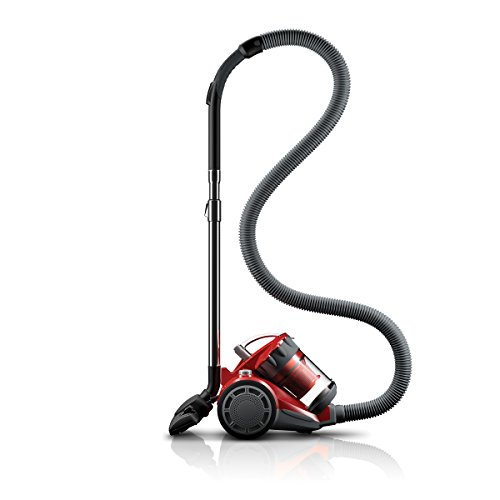 Dirt Devil SD40120 Featherlite Canister, Red - Corded ()