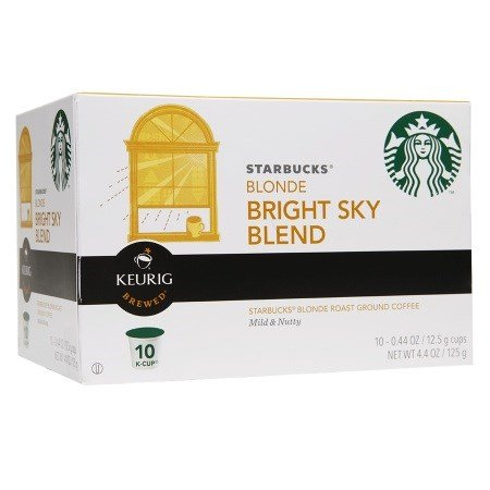 Kcup Bright Sky, Pack of 18 by Starbucks