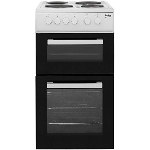 Beko AD531AW Freestanding Electric A Rated Cooker -White