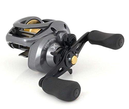 Shimano Citica 201 I, Baitcast Fishing Reel Left Hand, CI201I (Shimano Fishing Reels Curado)