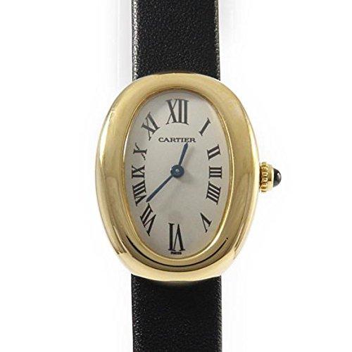 [カルティエ] Cartier W1506056 ベニュワール YG クォーツ(2700029439321) 中古 B07FFH6RLT