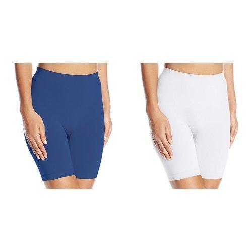 2b12ec0702 Galleon - VASSARETTE Vanity Fair Women s Comfortably Smooth Slip Short  Panty 12674