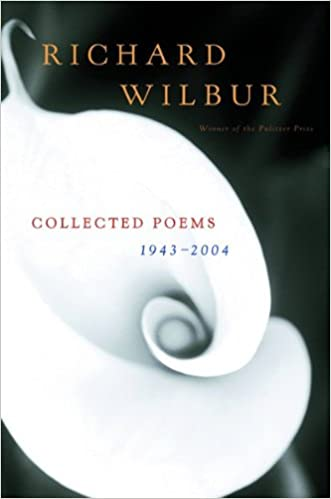 Image result for richard wilbur collection poems