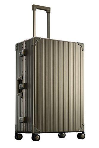 (NEO KEEPR) ネオキーパー 長期5年保証 TSAロック付 アルミ ボディ スーツケース クラシック キャリーケース 機内持ち込み シルバー/ブラック 4輪/2輪キャスター 旅行 ビジネス お子様用にも 1泊~長期 B01ABE42IA