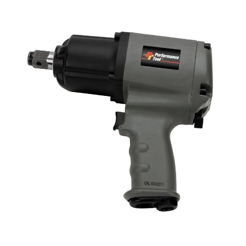 Performance Tool M627 3/4-Inch Drive Heavy Duty Impact Wrench by Performance Tool
