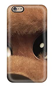 New Snap-on Robert Andrew Winter Skin Case Cover Compatible With Iphone 6- Bear