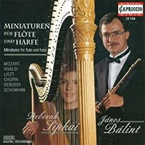 Minatures for Flute & Harp