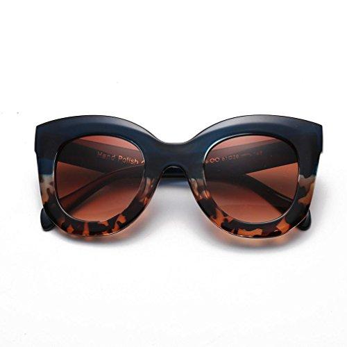 de Retro viajes Polarizadas gafas conducir de gafas Gafas Estilo Sol UV400 playa F para mujer hombre sol Gusspower qPgf8xx