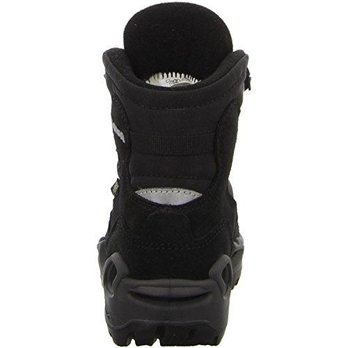Lowa chaussures gmbH rufus gTX hi iII - Noir - Noir/gris, 28
