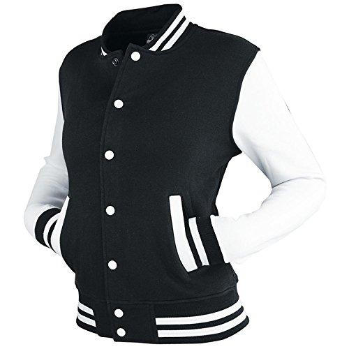 Unisex Jacke Damen amp; Schwarz Herren Kinder Grau - Ezyshirt College