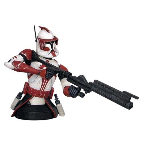 Commander Fox Star Wars Gentle Giant Exclusive Mini Bust
