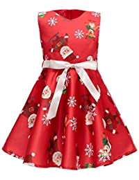 flower baby girl christmas dress outfit pageant kids party embroidery wedding dresses 2 9 years