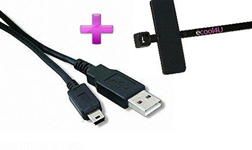 Nikon DSLR D3000 Compatible USB Cable Mini-Mini USB Cable 10