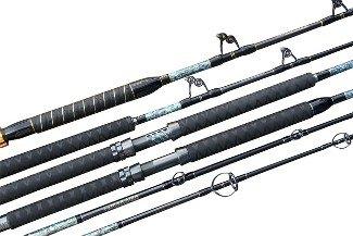 Okuma MK-C-701XH Makaira Saltwater Carbon Technology Fishing Rods