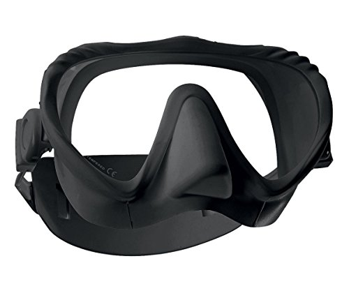 ScubaPro Ghost Dive Mask (Black)