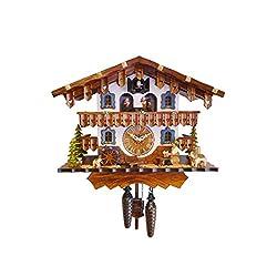 Alexander Taron Importer 447QMT Engstler Cuckoo Clocks