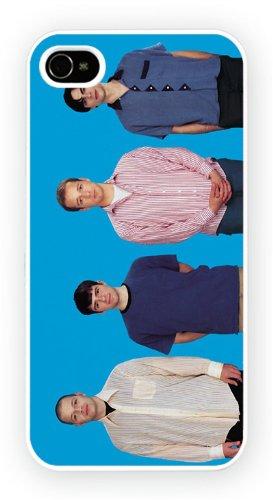 Weezer Music, iPhone 4 4S, Etui de téléphone mobile - encre brillant impression