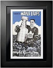 Toronto Maple Leafs Program Cover - World Champions