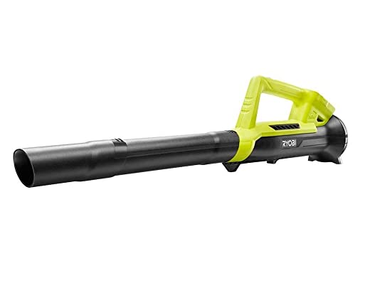 Ryobi P2109 90 MPH 200 CFM 18-Volt Lithium-Ion Compact, Lightweight, Cordless Leaf Blower – Battery and Charger Not Included Renewed