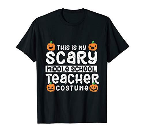 Middle School Teacher Halloween Costume Ideas (Funny Middle School Teacher Halloween Costume Party Gift)