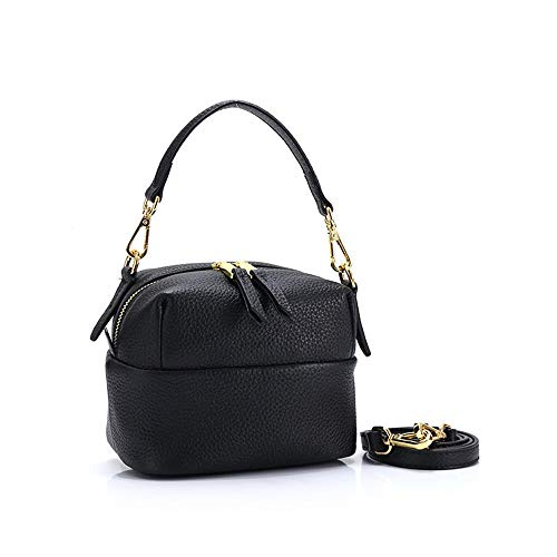 Satchel Leather Shoulder Girl Bag Single Small Lady Mini Fashion Hongge Handbag Bag Messenger C Side 8qaHxn
