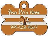 uDesignUSA Disney Fox and The Hound Pet Id Dog