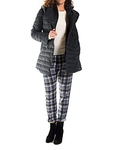 Pour Unie Noir Style Femme Couleur Marinière Manche Carrera Normale Doudoune Longue Taille Jeans 482 899 w1q8WF4g