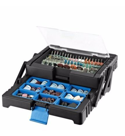 Mastercraft Rotary Tool Accessory Kit ,500 Pieces