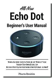All-New Echo Dot Beginner's User Manual