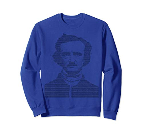 Edgar Allan Poe Sweatshirt (Did Edgar Allan Poe Have Any Children)