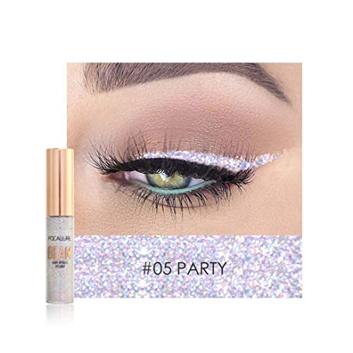(Glitter Liquid Eyeliner, CYCTECH High Pearl Eyeliner Diamond High Pearl Eyeliner & Eyeshadow Pen)