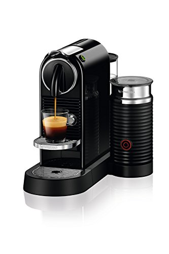 NESPRESSO-CitiZ-C112D112-Aeroccino-Milk-Frother-Bundle-Black