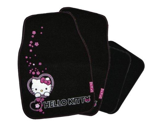 Accessoires hello kitty voiture for Housse de voiture hello kitty