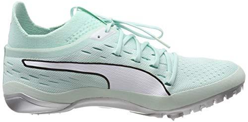 2 Adulto Evospeed Azul Zapatillas fair Netfit Unisex Atletismo Aqua Sprint De White puma Puma qTtSw