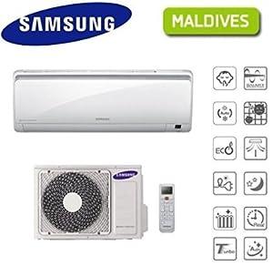 Samsung Boracay Plus - AR09FSFTKWQN Klimagerät/Klimaanlage Inverter Klasse A...