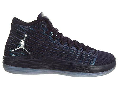 Men's M13 Silver metallic Melo Dynasty Purple Jordan Shoe Basketball Nike tzqfwf