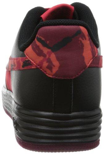Nike Lunar Force 1 FUKe Lthr Mens Sneakers Hyper Red/Black/Noble Red 599839-600_7 visa payment cheap online Zp9jx