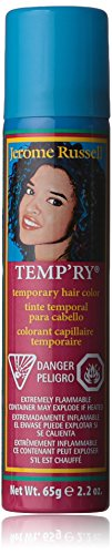 jerome russell Temporary Spray, Light Blonde (Russell Highlight Jerome Bblonde)
